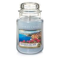 Lumanare Parfumata Borcan Mare Riviera Escape, Yankee Candle