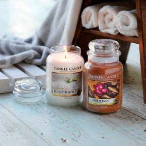 Set Spa Day All Day, Yankee Candle