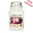 Lumanare Parfumata Borcan Mare Sugared Apple, Yankee Candle