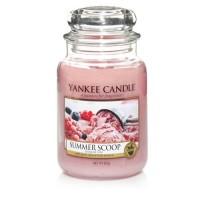 Lumanare Parfumata Borcan Mare Summer Scoop, Yankee Candle
