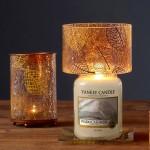 """Accesoriu Borcan Mare/Mediu """"Yellow Leaves"""", Yankee Candle"""