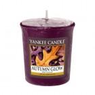 Lumanare Parfumata Votive Autumn Glow, Yankee Candle