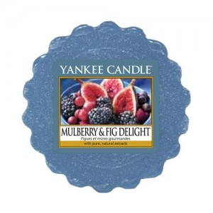Tarta Parfumata Mulberry & Fig Delight, Yankee Candle