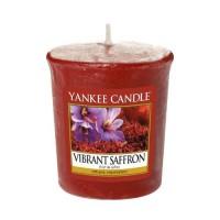 Lumanare Parfumata Votive Vibrant Saffron, Yankee Candle
