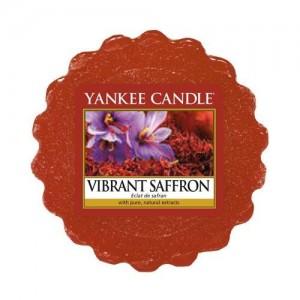 Tarta Parfumata Vibrant Saffron, Yankee Candle