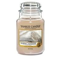Lumanare Parfumata Borcan Mare Warm Cashmere, Yankee Candle