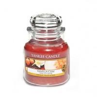 Lumanare Parfumata Borcan Mic Vanilla Chai, Yankee Candle