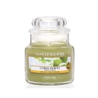 Lumanare Parfumata Borcan Mic Cuban Mojito Yankee Candle