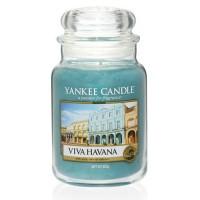 Lumanare Parfumata Borcan Mare Viva Havana, Yankee Candle