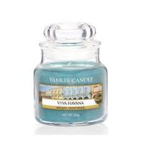 Lumanare Parfumata Borcan Mic Viva Havana, Yankee Candle