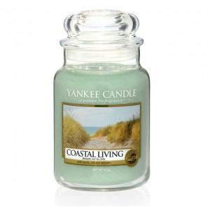 Lumanare Parfumata Borcan Mare Coastal Living, Yankee Candle