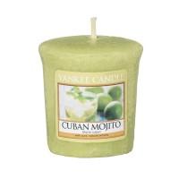 Lumanare Parfumata Votive Cuban Mojito, Yankee Candle