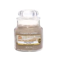 Lumanare Parfumata Borcan Mic Driftwood, Yankee Candle