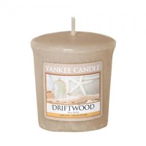 Lumanare Parfumata Votive Driftwood, Yankee Candle