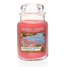 Lumanare Parfumata Borcan Mare Garden by the Sea, Yankee Candle