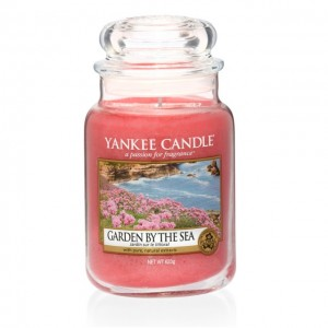 Lumanare Parfumata Borcan Mare Garden by the Sea, Yankee Candle
