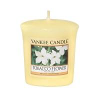 Lumanare Parfumata Votive Tobacco Flower, Yankee Candle