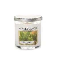 Lumanare Parfumata Pahar Mic White Tea, Yankee Candle