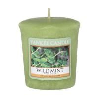 Lumanare Parfumata Votive Wild Mint, Yankee Candle
