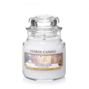 Lumanare Parfumata Borcan Mic Winter Glow, Yankee Candle