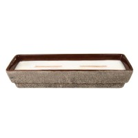 Lumanare parfumata Fireside, Fireplace Collection, WoodWick®