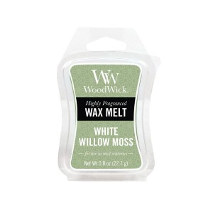 Ceara parfumata White Willow Moss, WoodWick®