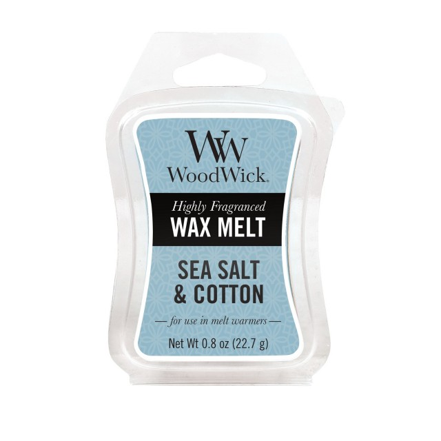 Ceara parfumata Sea Salt & Cotton, WoodWick®