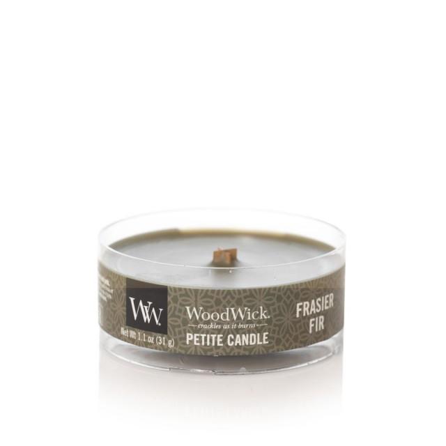 Lumanare Parfumata Petite Frasier Fir, WoodWick®