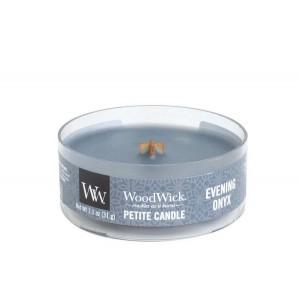 Lumanare Parfumata Petite Evening Onyx, WoodWick®