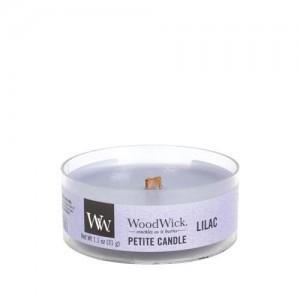 Lumanare Parfumata Petite Lilac, WoodWick®
