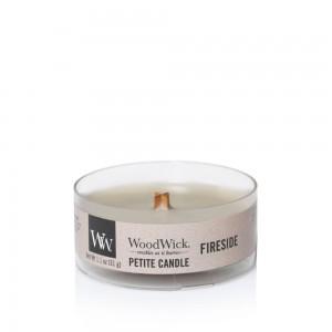 Lumanare Parfumata Petite Fireside, WoodWick®