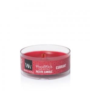 Lumanare Parfumata Petite Currant, WoodWick®