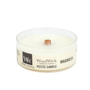 Lumanare Parfumata Petite Magnolia, WoodWick®