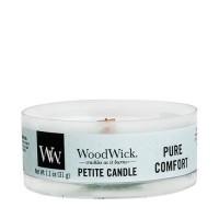 Lumanare Parfumata Petite Pure Comfort, WoodWick®