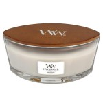 Lumanare Parfumata Ellipse Warm Wool, WoodWick®