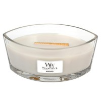Lumanare Parfumata Ellipse Warm Wool, WoodWick®