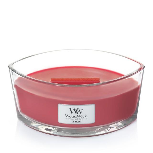 Lumanare Parfumata Ellipse Currant, WoodWick®