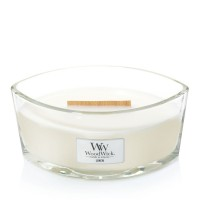 Lumanare Parfumata Ellipse Linen, WoodWick®