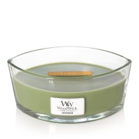 Lumanare Parfumata Ellipse Evergreen, WoodWick®