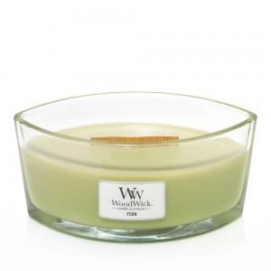 Lumanare Parfumata Ellipse Fern, WoodWick®