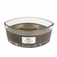 Lumanare Parfumata Ellipse Oudwood, WoodWick®