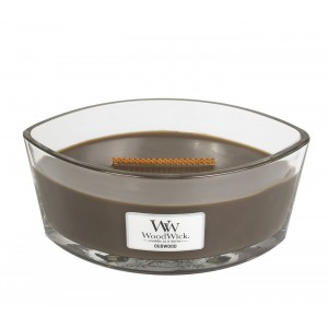 Lumanare Parfumata Ellipse Oudwood, WoodWick®