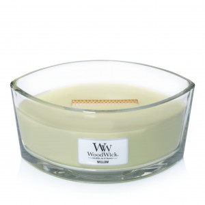 Lumanare Parfumata Ellipse Willow, WoodWick®