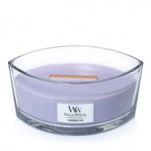 Lumanare Parfumata Ellipse Lavender Spa, WoodWick®