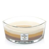 Lumanare Parfumata Ellipse Trilogy Café Sweets, WoodWick®