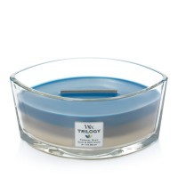 Lumanare Parfumata Ellipse Trilogy Nautical Escape, WoodWick®