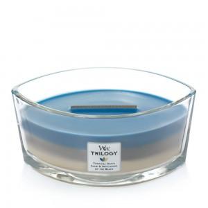 Lumanare Parfumata Ellipse Trilogy Nautical Escape, WoodWick®