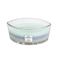 Lumanare Parfumata Ellipse Trilogy Woven Comforts, WoodWick®
