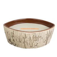 Lumanare parfumata Ellipse Fireside, Fireplace Collection, WoodWick®