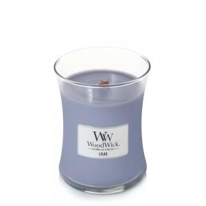 Lumanare Parfumata Borcan Mediu Lilac, WoodWick®